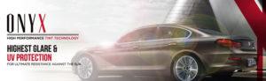 Onyx car tint